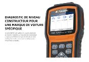 Marques supplémentaires pour Foxwell NT530