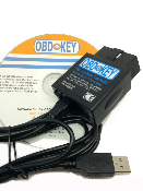 Interface OBDKEY USB © + Clé USB