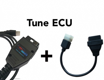 Kit officiel diagnostic KTM compatible TUNEECU