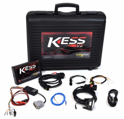 Kess V2 - Version Master